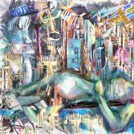 כל העיר בציור אחד