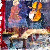 המוסיקה, יוצרת רצון לראות ולשמוע,