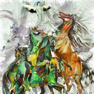 ראייתם פעם סוסים צוחקים?