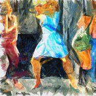 ריקוד משוחרר